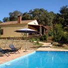 Holiday cottage at Cortegana: El Capirote