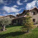 Rural apartment with minibar in Huesca