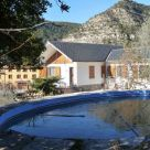 Holiday cottage with bbq in Huesca