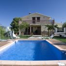 Holiday cottage with paddle in Jaén