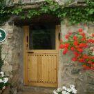 Casa rural con granja animales en La Rioja