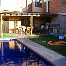 Holiday cottage near of Montgai: Cal Puro