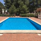 Holiday cottage with gym in Madrid