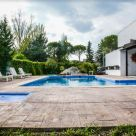 Country A. Tourist Housing at Madrid: Villa la Roca