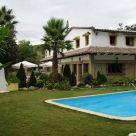Hotel rural con restaurante en Málaga