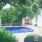 Casa rural con barbacoa en Málaga