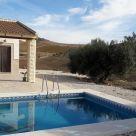 Vivienda T. Vacacional cerca de Archidona: Villa Celeste