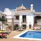 Vivienda T. Vacacional cerca de Montes de Málaga: Villa Suspiro
