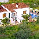 Vivienda Turística de Alojamiento Rural con piscina en Málaga