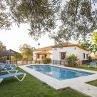Holiday cottage near of Alfarnate: Casa Rural Castillo
