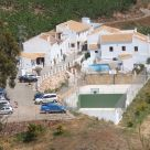 Casa rural cerca de El Chorro: Casas Rurales La Huerta