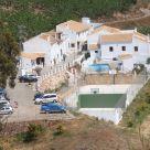 Casa rural cerca de Montes de Málaga: Casas Rurales La Huerta