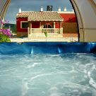 Holiday cottage at Murcia: Casa Ruiz