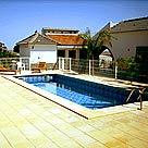 Casa rural con piscina en Murcia