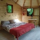 Holiday cottage with shop in Navarra