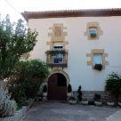 Holiday cottage at Navarra: Casa Palacio Belascoáin