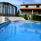 Holiday cottage with jacuzzi in Pontevedra