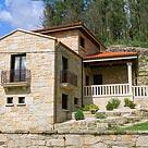 Casa rural con barbacoa en Pontevedra