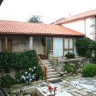 Casa rural en Pontevedra: Rectoral Casa do Fontán