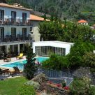 Rural hotel at Madeira: Estalagem do Vale****