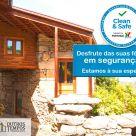 Casa rural con piscina en Minho Porto e Douro