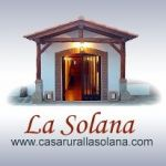 Contacto de Casa Rural La Solana