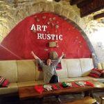 Contacto de Art Rustic