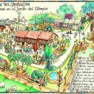 Casa rural cerca de Miranda del Castañar: Jardines del Robledo Albar