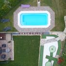 Casa rural con piscina en Salamanca