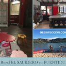 Casa rural cerca de Fresnillo de Dueñas: El Salidero