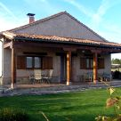 Holiday cottage near of Valle de San Pedro: Balcón de Nut ****