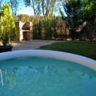 Holiday cottage with playground in Segovia