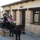 Casa rural para paintball en Segovia