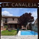 Vivienda uso Turístico cerca de San Cristóbal de Segovia: La Canaleja
