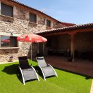 Holiday cottage at Soria: Casa rural Acebarillo