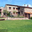 Holiday cottage at Soria: La Chimenea de Soria