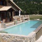 Casa rural cerca de río en Teruel