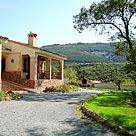 Holiday cottage at Toledo: El Cantueso