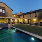 Casa rural con piscina en Toledo