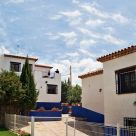 Holiday cottage at Toledo: El Huerto de Dulcinea