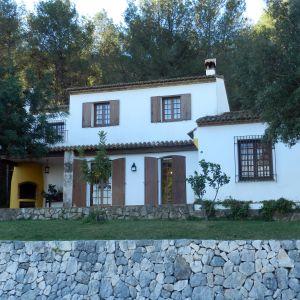 La casa del xerecull for Planimetrie della casa del cottage