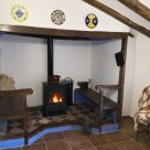 Holiday cottage at Zaragoza: Casa rural Cuenta La Leyenda